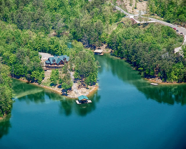 Lone Mountain Shores Homes for Sale on Norris Lake - New Tazewell, TN