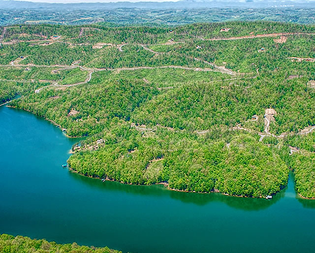 Lone Mountain Shores Lots for Sale on Norris Lake